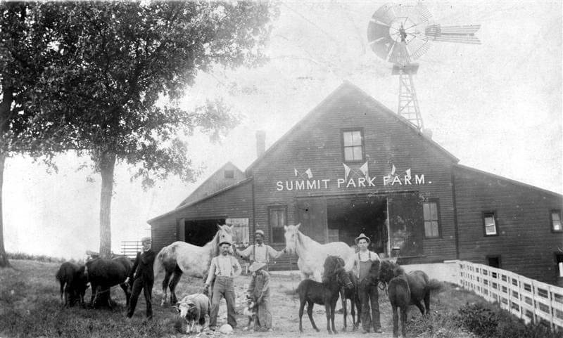 Summit Park, built by Samuel H. Bowman Sr.