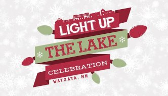 Light up the Lake logo